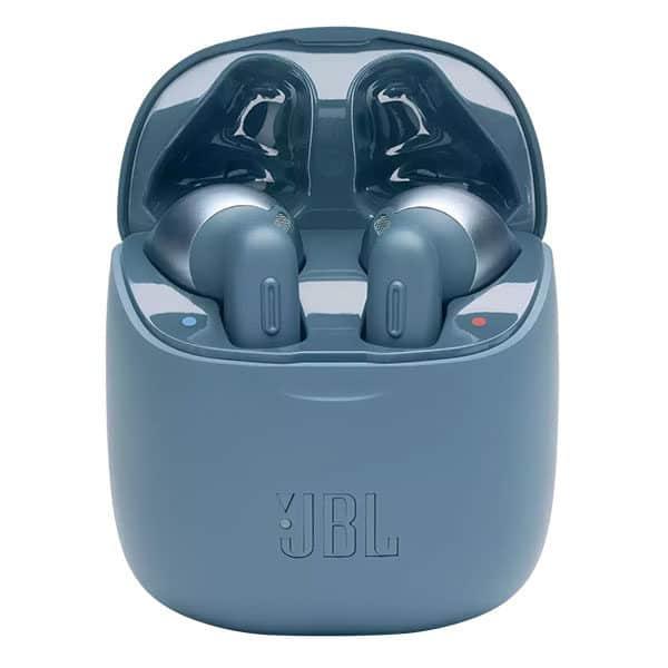 אוזניות JBL Tune T220 TWS אלחוטיות צבע כחול