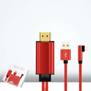 כבל HDMI אייפון/ אייפד