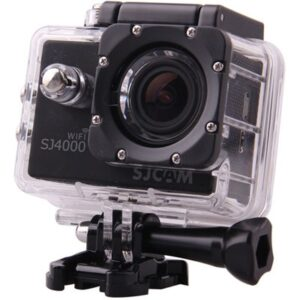 מצלמת אקסטרים SJ4000 WI-FI כסף