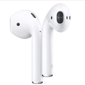 אוזניות איירפודס 2 Airpods אפל יבואן רשמי
