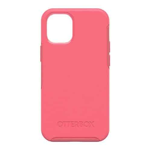 כיסוי ורוד OtterBox SYMMETRY iphone 12 mini