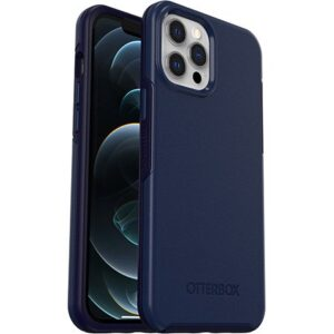 כיסוי כחול OtterBox SYMMETRY iphone 12 pro max