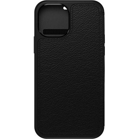כיסוי שחור OtterBox STRADA iphone 12