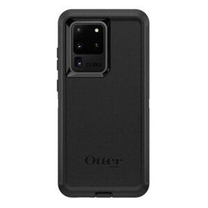 כיסוי שחור OtterBox Defender iphone 12