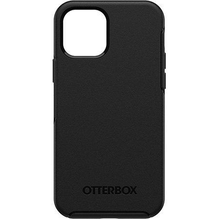 כיסוי שחור OtterBox SYMMETRY+ iphone 12 pro max