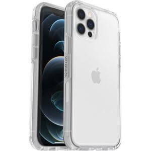 כיסוי שקוף OtterBox SYMMETRY CLEAR אייפון 12