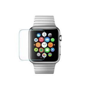 מגן מסך סיליקון לשעון apple watch 38 MM