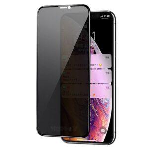מגן זכוכית ANTI SPY לאייפון XR