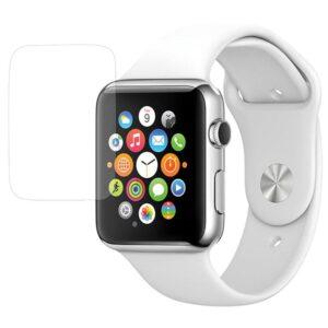 מגן מסך סיליקון לשעון apple watch 42 MM