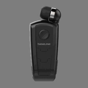 אוזניית קליפס BASELINE F910 שחור
