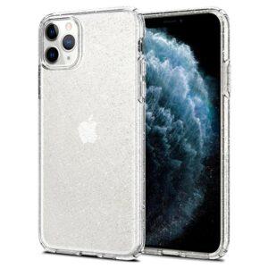 כיסוי שקוף קשיח נצנצים אייפון 11 פרו