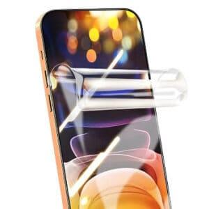 מגן מסך סיליקון אייפון 13 פרו מקס