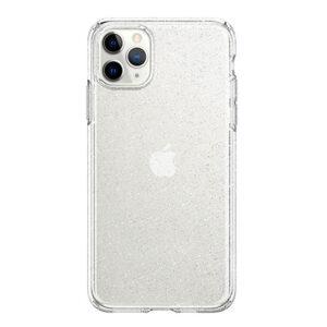 כיסוי שקוף קשיח נצנצים אייפון 11 פרו מקס