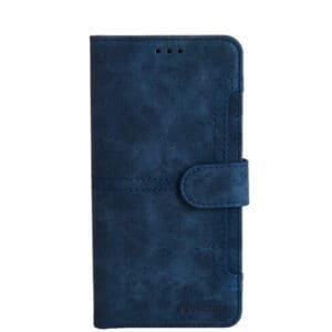 כיסוי ארנק לאייפון 12 פרו מקס כחול